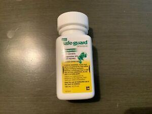 Safe-guard Fenbendazole Dewormer Liquid 125ml