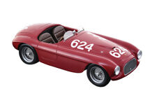 FERRARI 166MM #624 WINNERS MILLE MIGLIA 1949 LTD 90 PCS 1/18 TECNOMODEL TM18-52D