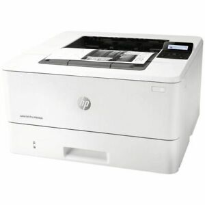 HP Laserjet Pro M404dn Mono Laser Business Printer, Ethernet, Auto Double Sided