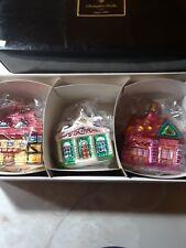 Christopher radko christmas ornaments. Sugar Hill