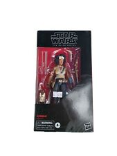 Hasbro Star Wars The Black Series Jannah Toy 6-inch Scale Star Wars: The Rise o?