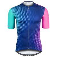Baisky Cycling Bike Tops Cycling Jersey Cycling Apparel-Neon B(T2378B)