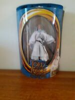 Lord Of The Rings Gandalf The White Complete Toybiz NIB Unopened