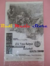 rivista EQULIBRIO PRECARIO 6/2001 SEALED + EP-ROM Old Time Relijun Cerberus (*)