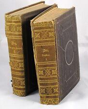 5 x Boz ( Charles Dickens ) - Dombey Sohn - Freund, Cotta'sche Werkausgabe
