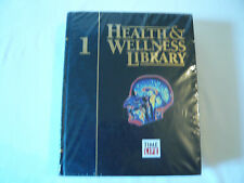 Time Life Health & Wellness Library Medical 2 Volume Book Set Hard Bound New