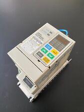 variateur de frequence 0,6KVA Omron 3G3EV-AB002M Monophasé Triphasé + Filtre
