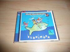 CD Rolf Zuckowski mit vielen kleinen und großen Freunden - Elbkinder - 2000