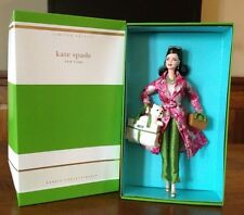 Kate Spade Barbie Doll Limited Edition Designer Collection NRFMB