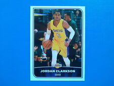 Figurine Panini NBA 2017-18 2018 n.250 Jordan Clarkson Los Angeles Lakers