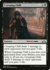 *** 4x Creeping Chill ~~~ Guilds of Ravnica ~~~ MtG ~~~ Near Mint (NM) ***