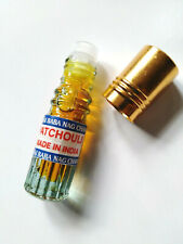 Patchouli oil 3ml new sealed nag champa scent fragrance hippie free postage