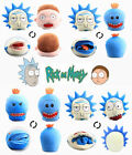 Rick and Morty Mr. Meeseeks Inside-Out Cushion Plush Doll Toy 10'' Figures Gift