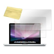 "2x Screen Protector fits 15"" Macbook Pro Crystal Clear LCD Shield Film Guard"