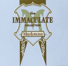 IMMACULATE COLLECTION THE BEST OF MADONNA DANCE POP COMPILATION CD NEW