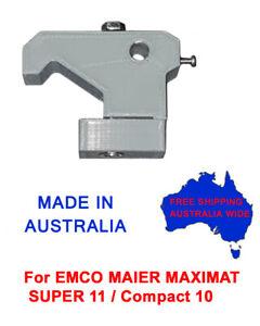 Emco Maximat Super 11 / 13 / Compact, Lathe Dial Indicator Mount Free Postage AU