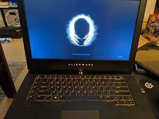 Alienware 15 r3 |16gb |250gb SSD | i7 2.8ghz | gtx 1060 | win10 |