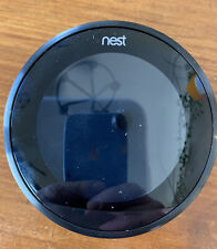 Nest T3018US 3rd Gen Programmable Thermostat - Mirror Black