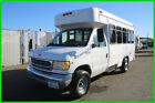 (OSA) 1999 Ford E-350 Bus Automatic V8 44k low miles NO RESERVE