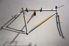 Retro Orange C16 MTB Frame & Fork, like P7