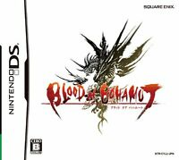 Blood of Bahamut Square Enix Free Shipping with Tracking number New from Japan