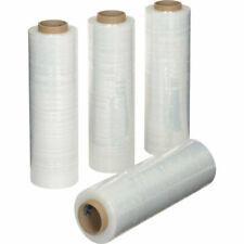 400mm X 300m for Carton Pallet Shrink Wrap Packing | Strong Black Pallet Stretch Shrink Roll Heavy Duty Stretch Film Frenterprises Shrink Wrap Rolls