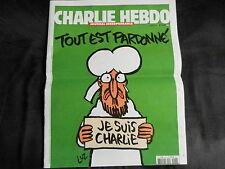 Charlie Hebdo No. 1178 vom 14. Januar 2015