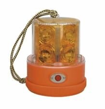 85320A Narva Sentry L.E.D Portable Battery Powered Strobe Amber with Magnetic Ba