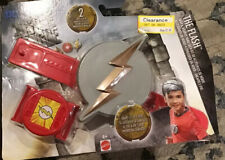 DC Justice League The Flash Snap And Wear It Hero Action SHEILD Set **AMAZING**
