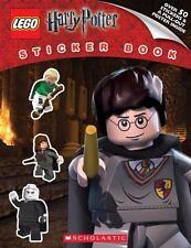 LEGO Harry Potter: Sticker Book-ExLibrary