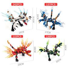 Lego Ninjago Dragon Kay / Loyd / Jay / Zane