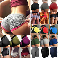 Women Casual Sport Mini Shorts Athletic Beach Summer Running Gym Yoga Hot Pants