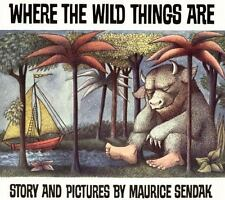 Where the Wild Things Are by Maurice Sendak (E-B00K)