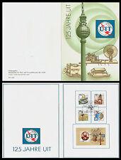 Briefmarken mit Post- & Kommunikations-Motiven aus der DDR
