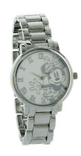 Disney #MN2184 Minnie Mouse Silver Women Watch
