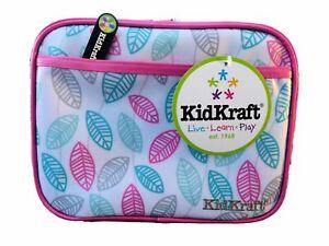 KidKraft® Pausenbrottasche Lunch Box Brotbox Herbstblatt 20 x 24,3 x 9,7 cm