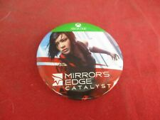 Mirror's Edge Catalyst Xbox One Promotional Pin Pinback