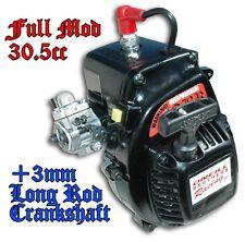 7hp Full Mod Zenoah 30.5cc LR Engine Fits HPI Baja, Losi 5ive, Losi DBXL, Redcat