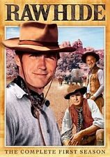Rawhide The Complete First Season 7 Discs (2006 DVD New)