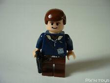 LEGO STAR WARS / Minifigures SW088 - Han Solo, Reddish Brown Legs