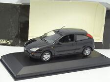 Minichamps 1/43 - Ford Focus 3 Portes 1998 Noire