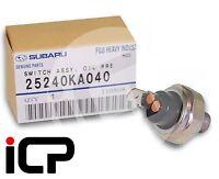 GENUINE Oil Pressure Sensor Switch Subaru Impreza Forester Legacy 25240KA040