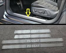 Door sill scuff plate Guards Sills For VW PASSAT B6 2006-2010
