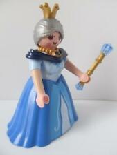Playmobil Fairytale Royal Queen avec Argent Cheveux Nouveau Magic/château/palais Figure