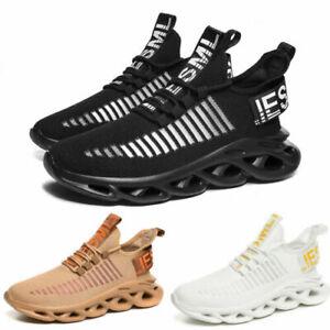 Herren Sneaker schuhe Trekkingschuhe Outdoor Wanderschuhe Freizeitschuhe 40-48