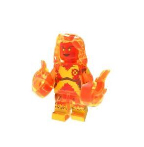 Minifigur / Figur - Magma - Marvel X-Men -NEU- Lego kompatibel