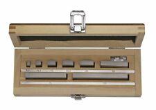 Parallelendmaß - Kit de Contrôle pour Micromètre 5- Pièces - Qualité Din en Iso