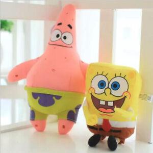 Spongebob Squarepant /& Five other Characters Animation Plush Toys Doll 6pcs//lot
