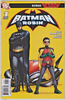 BATMAN & ROBIN#1 VF/NM 2008 DC COMICS