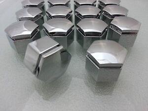 NEW PONTIAC G8 Wheel Lug Nut Cover Chrome Finish (Qty:5) 2008-09 (Chrome 22mm-5)